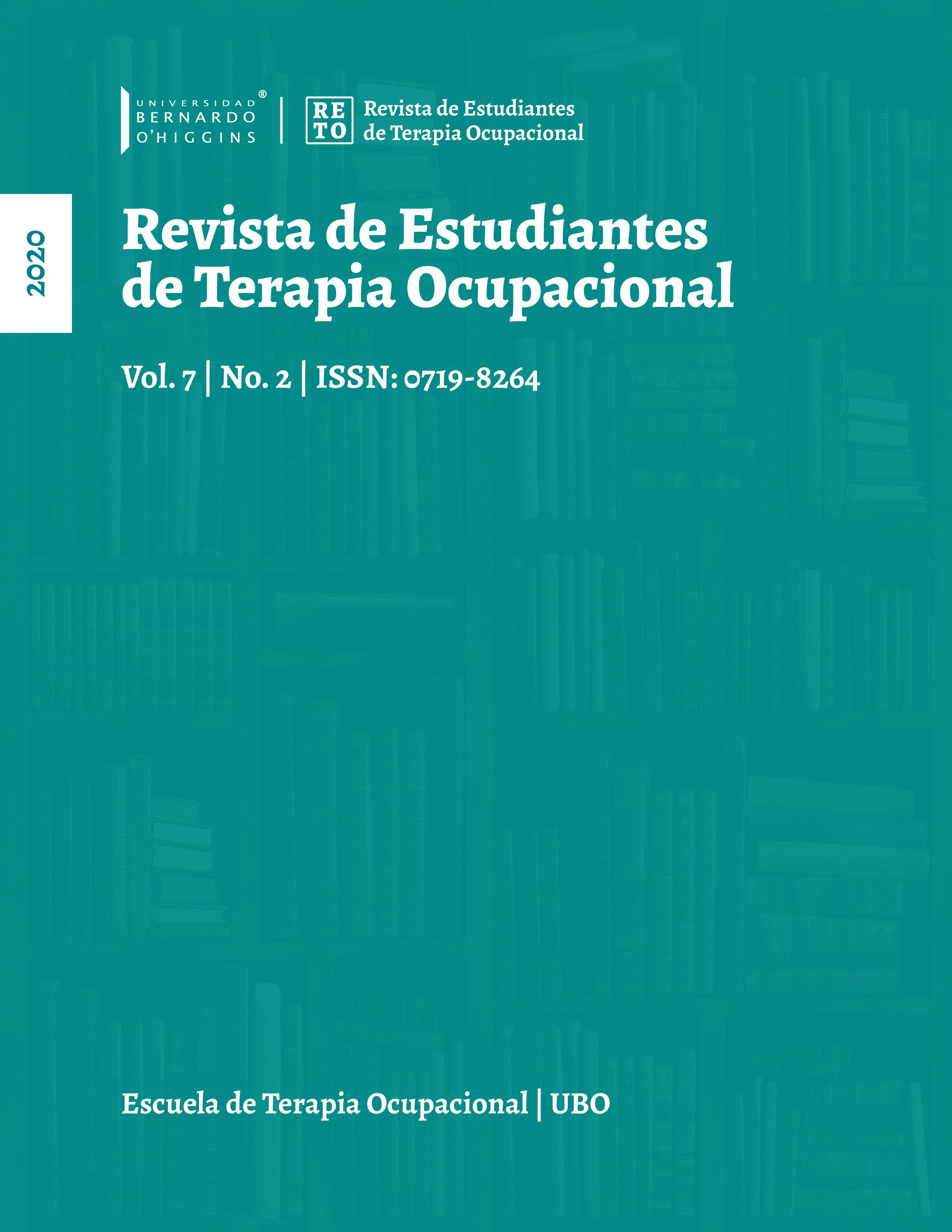 Ver Vol. 7 Núm. 2 (2020): Revista de Estudiantes de Terapia Ocupacional